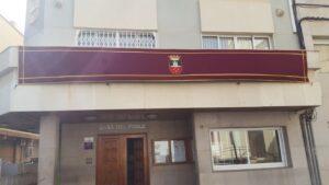 Cubre balcón - Tapiz Bordado - Mario Torres - Valencia