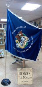 Bandera Banda de Música - Mario Torres - Valencia