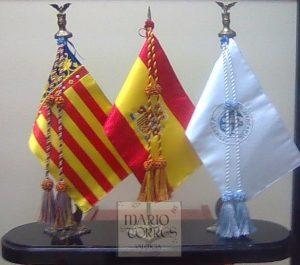 Banderas sobremesa - Mario Torres - Valencia