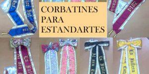 Corbatines bordados - Mario Torres - Valencia