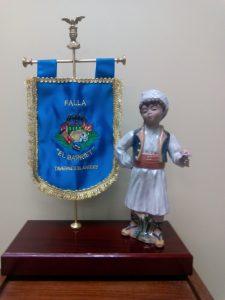 Saragüell con piñata - Mario Torres - Valencia
