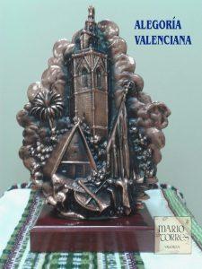 Figuras en resina - Mario Torres - Valencia