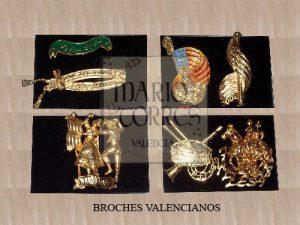 Broches Valencianos - Insignias y pins - Mario Torres - Valencia