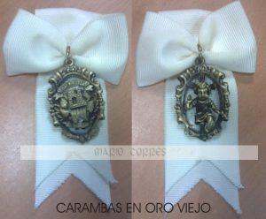Carambas oro viejo - Mario Torres - Valencia