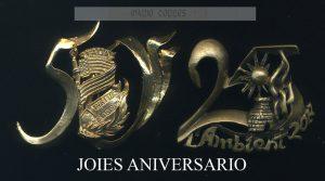 Joyas de aniversario - Insignias y pins - Mario Torres - Valencia