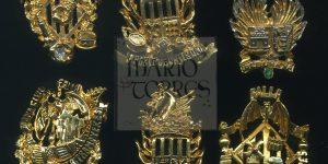 Insignias - Mario Torres - Valencia
