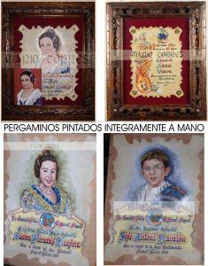 Pergaminos - Mario Torres - Valencia
