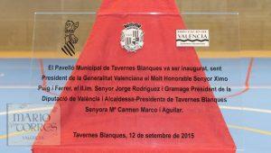 Placas de Metacrilato - Mario Torres - Valencia
