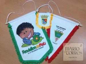 Artículos de promoción y publicidad  - Banderines - Mario Torres - Valencia