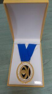 Medallas con estuche - Mario Torres - Valencia