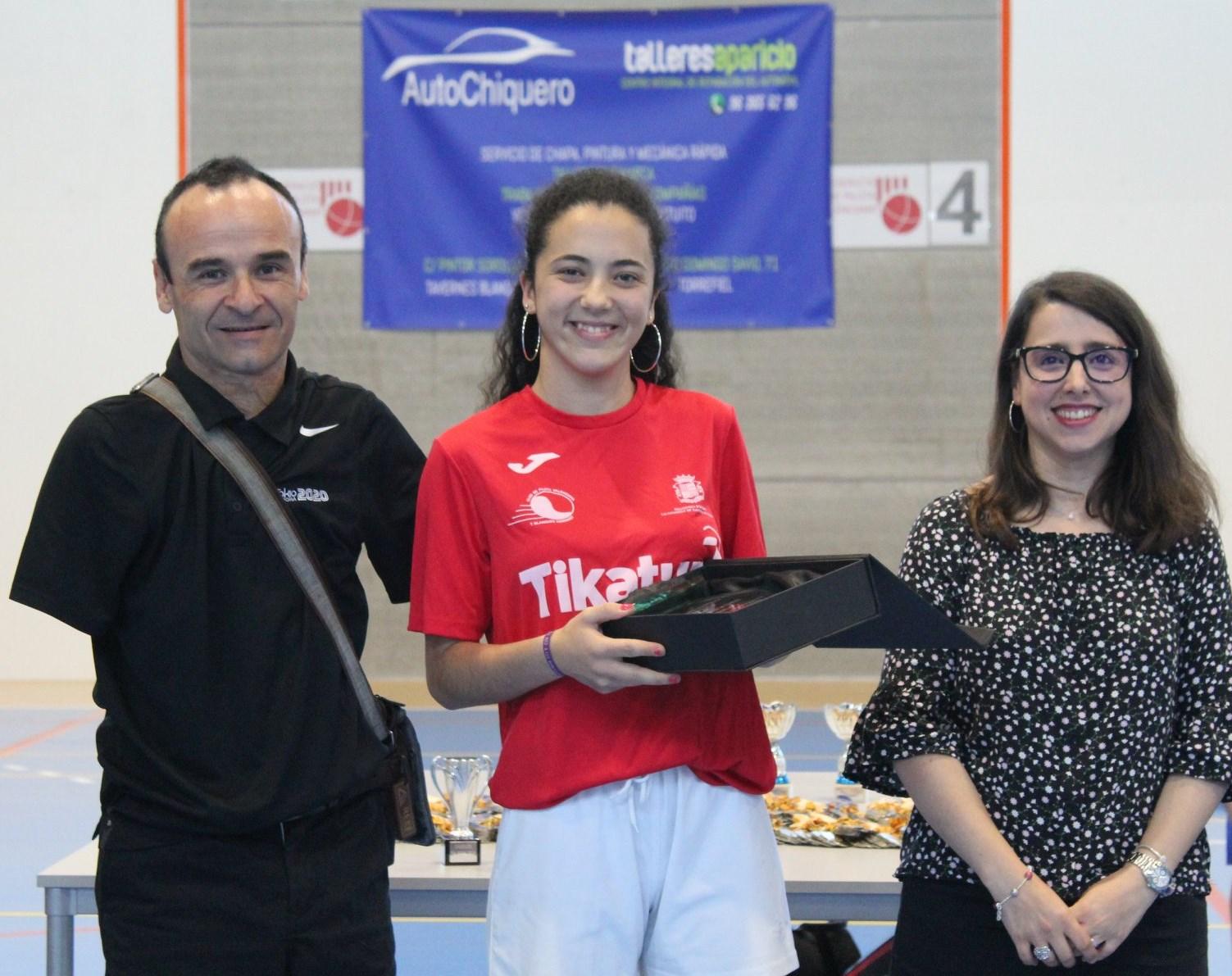 Entrega del Premi Ricardo Ten a l'Esforç Esportiu - Mario Torres Artesania - Valencia