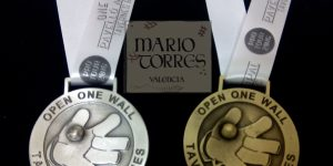 Open Internacional ONE WALL de pelota - Mario Torres - Valencia