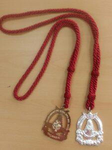 Medalla Andalucía con cordón - Mario Torres - Valencia
